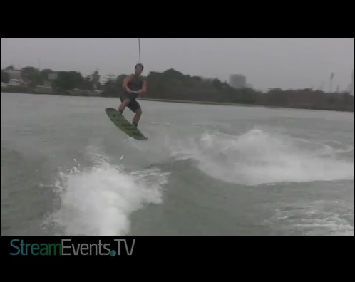 Wake Boarding April 2016