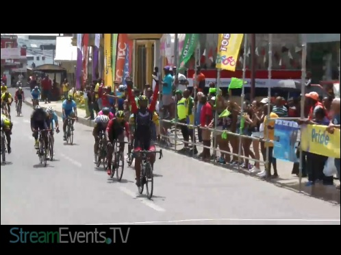 Tobago International Cycling Classic 2016 Stage 4, Division 1