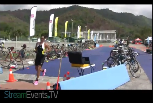 International Triathlon 2014