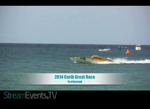 Carib Great Race 2014