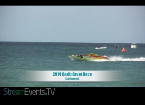 Carib Great Race 2014