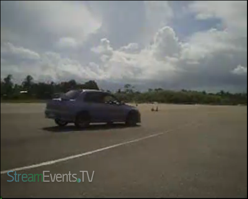 Autocross competition event #7 - Street Level