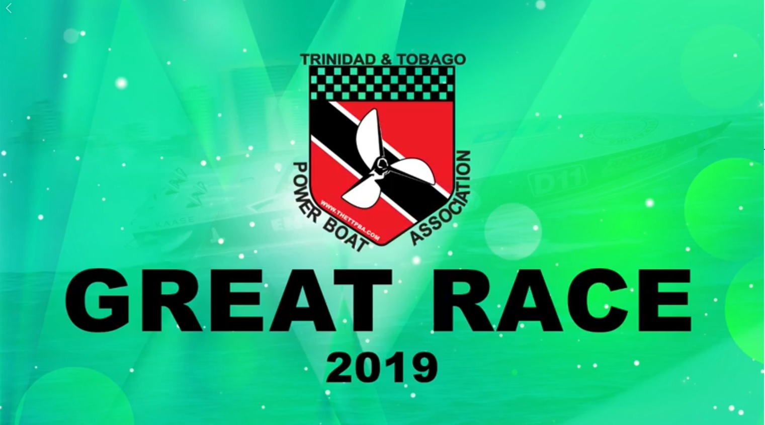 Trinidad and Tobago Great Race 2019
