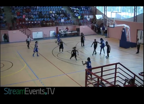 Inter Campus Sports 2015 - Basketball May 21st