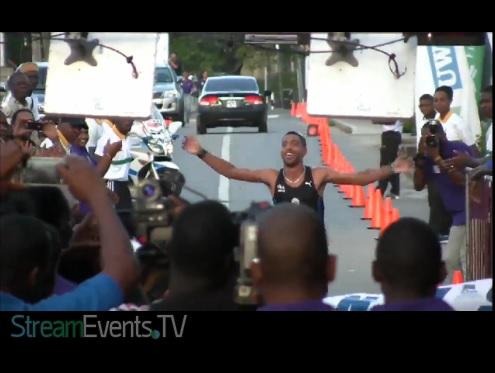 UWI SPEC Half Marathon 2014