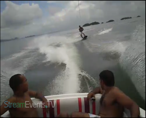 Wake Boarding Class 25th November 2012 - Part 2