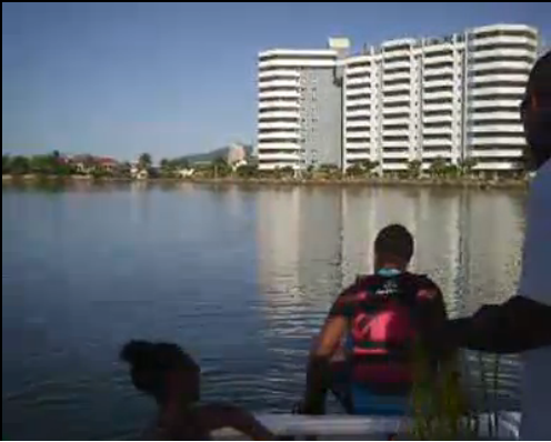 Wake Boarding Class 3rd November 2012 - 7 to 9:30am