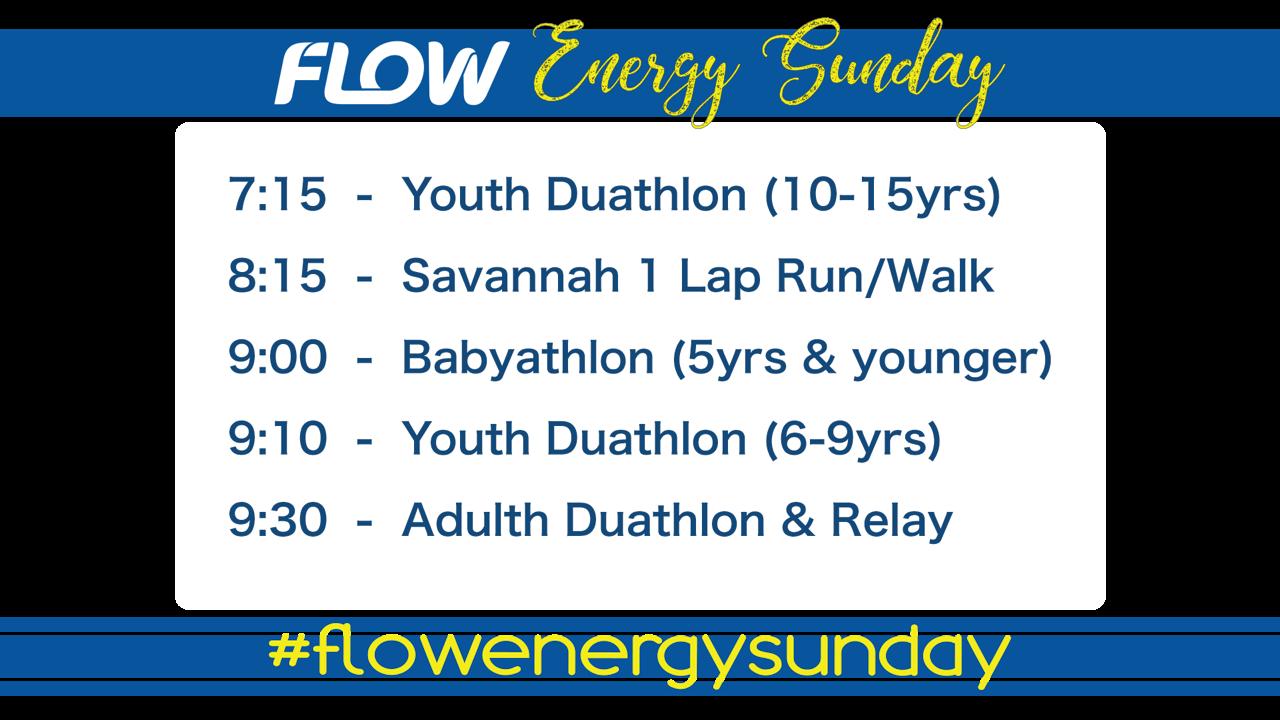 FLOW Energy Sunday 2019