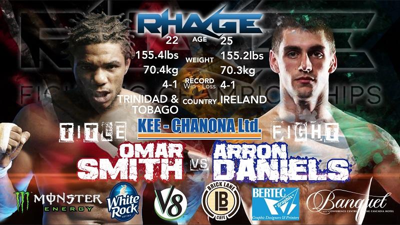 Rhage 2 fighting championships