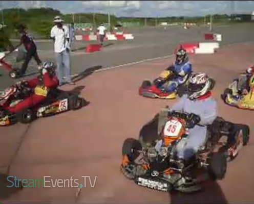 TTKA Final Competition - Cam 1