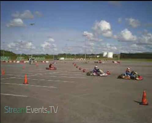 TTKA Final Competition - Cam 2