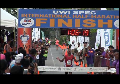 UWI SPEC Half Marathon 2017