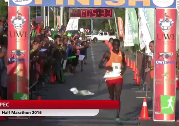 UWI SPEC Half Marathon 2016
