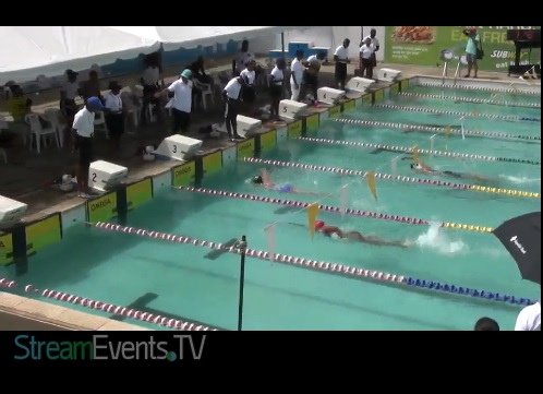 Inter Campus Sports 2015 - Swimming May 24th
